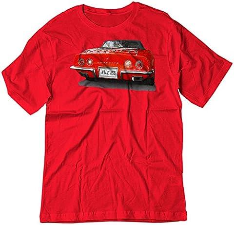 BSW Herren T-Shirt Gr. XXXXX-Large, Rot