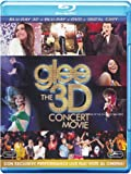 Glee - The 3D concert movie(3D+2D+DVD) [(3D+2D+DVD)] [Import anglais]