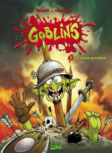 Goblin's T05 par Tristan Roulot