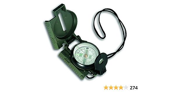 Multifunktional Feldkompass Kartenkompass Taschenkompass Kompass Linealkompass