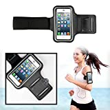 Brassard Sport iPhone 4 / 4S / 5 / 5C / 5S / SE, SAVFY Brassard Smartphone pour...