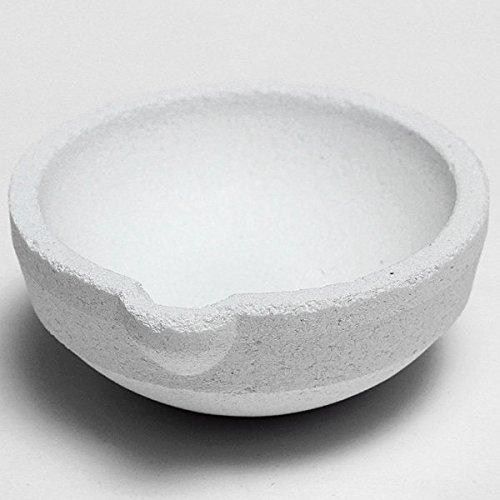 Doradus Silica Schmelztiegel Pot Casting für Gold Silber Platin verfeinern