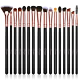 Best Eye Shadow Brushes - BESTOPE Eye Makeup Brush Set, 16 Pieces Professional Review