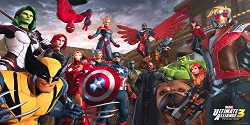 Zoom IMG-1 marvel ultimate alliance 3 the