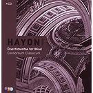 Haydn : Divertimentos pour instruments à vent (Coffret 4 CD)