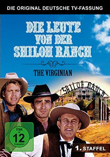 Die Leute von der Shiloh Ranch - Staffel 1 - Deutsche TV-Fassung [4 DVDs]