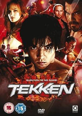 Tekken [DVD] by Jon Foo
