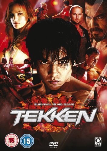 Tekken [DVD] by Jon Foo