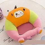 WeieW Kinder frühe Entwicklung Spielzeug Kinder Plüsch Baby Sicherheits Sofa Stuhl Baby Studie Stuhl (AFFE)