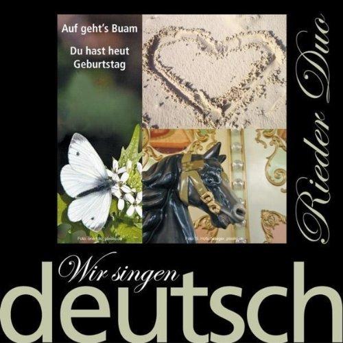 Du Hast Heut Geburtstag Von Rieder Duo Bei Amazon Music Amazon De