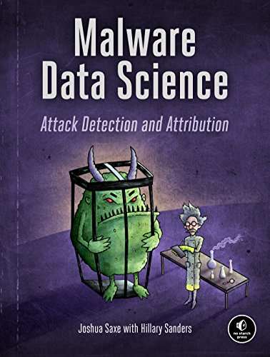 Malware Data Science: Attack Detection and Attribution (English Edition) por Joshua Saxe