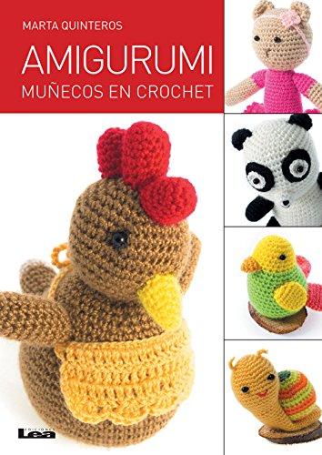 Amigurumi, muñecos con crochet por Marta Quinteros