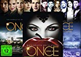 Once Upon a Time - Es war einmal ... Die komplette 1. + 2. + 3. Staffel (18-Disc | 3-Boxen))
