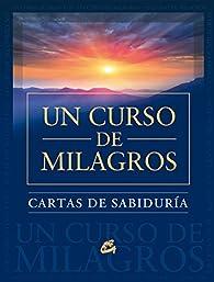 Cartas de sabiduría de Un curso de milagros par  Foundation For Inner Peace