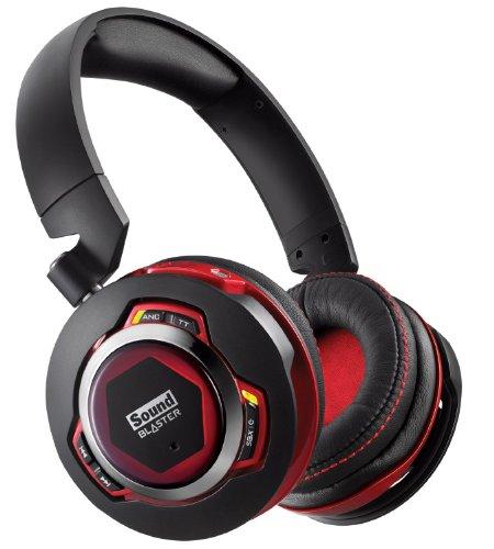 Creative Sound Blaster Evo ZxR Wireless-Headset (Stereo, Bluetooth 2.1, NFC, SBAxx-1-Chip, 3, 5mm Klinkenstecker, USB 2.0)