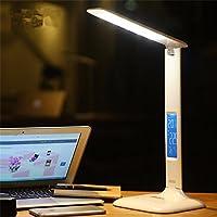 Specifiche • Materiale di Shell: ABS + PS • lampadine a LED: 14 PCS (bianco freddo: 10PCS, bianco caldo: 4 pezzi)  • Tensione di ingresso: DC5V / 1A / AC100V-265V • Tensione di funzionamento: DC3.0-3.3V • Consumo del LED: 4W • Temperatura di colore: ...