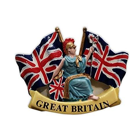Union Jack British Flag UK Magnet Souvenir!