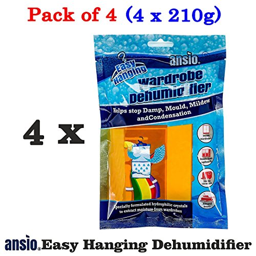 Interior Hanging Wardrobe Dehumidifier (4)