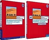 Value Pack Grundzüge der Beschaffung, Produktion und Logistik + Übungsbuch: Bundle Lehr- und Übungsbuch (Pearson Studium - Economic BWL)