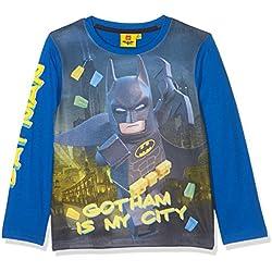 LEGO Batman, Camiseta Para Niños, Azul, 6 Años
