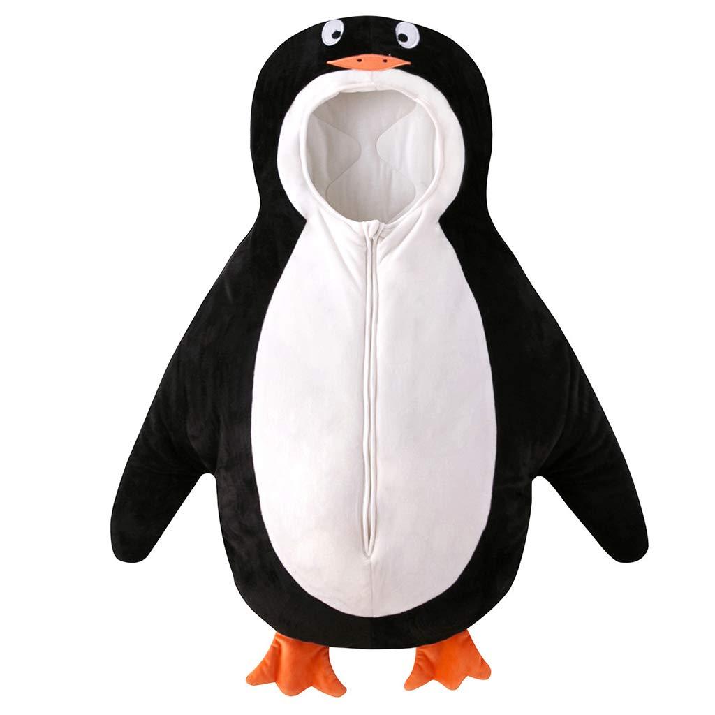 Bebé Saco de dormir 2.5 Tog – Invierno Envolver Manta de Bebé Animal Diseño para Bebés 1-3 Años