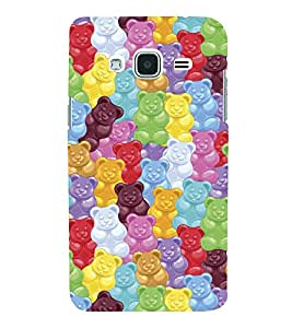 Fabcase fruit bears animated design candies Designer Back Case Cover for Samsung Galaxy J1 (6) 2016 :: Samsung Galaxy J1 2016 Duos :: Samsung Galaxy J1 2016 J120F :: Samsung Galaxy Express 3 J120A :: Samsung Galaxy J1 2016 J120H J120M J120M J120T