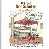Der Schütze: Cartoon-Geschenkbuch - Korsch Verlag