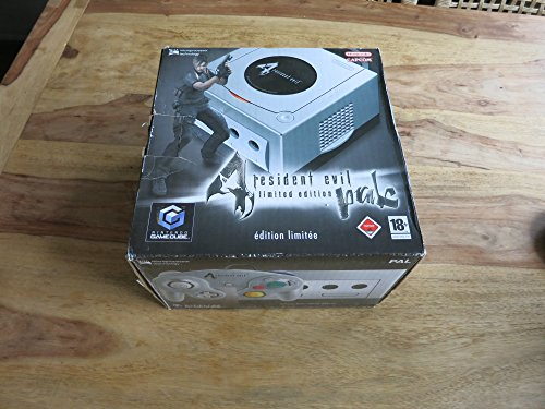 GameCube - Konsole, Platinum inkl. Resident Evil 4