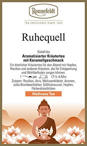 Ronnefeldt - Ruhequell - Wellness-Kräutertee - 100g - Süßholz-wurzel-kräuter-tee
