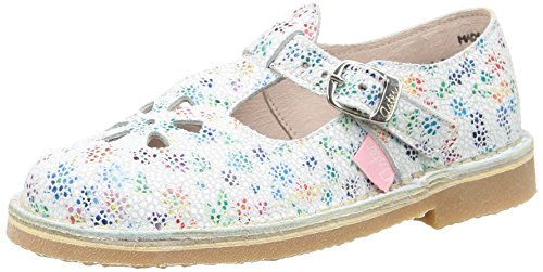 Aster Dingo, Sandali Mary Jane Bambina, colore bianco (bianco fleur), taglia 28 EU (10 Child UK)