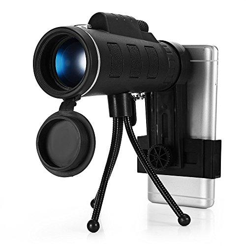 Télescope Monoculaire HD 40X60 Grand Angle avec...