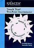 Touch-Test 2 puntos Discriminador para la medición de la sensibilidad