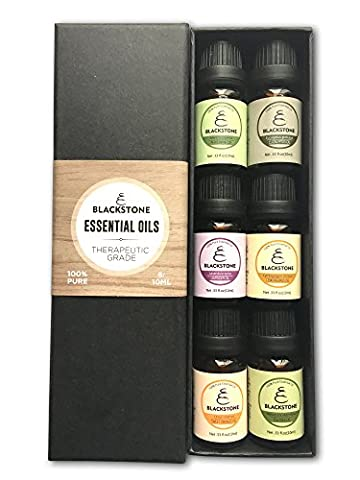 Blackstone 100% pure–Huiles essentielles d'eucalyptus, arbre à