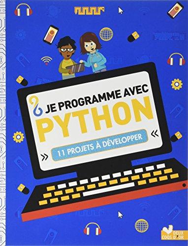 Je programme avec Python par Max Wainewright