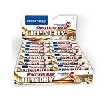 Energybody Protein Bar Crunchy 24 x 50g Riegel Karamell-Erdnuss