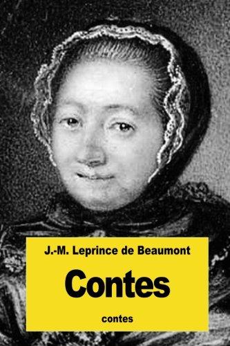 Contes par Jeanne-Marie Leprince de Beaumont