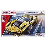 Meccano 6036477 - Auto Sportiva - Chevrolet® Corvette® Z06™, 279 pz.