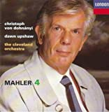 Mahler-Symphonie N 4-Upshaw,Soprano-Dohnanyi-Cleveland Orch