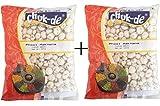 #9: Chukde Phool Makhana Lotus Seed Foxnut 100G 100 Grams Each (Pack of 2)