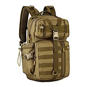 51%2BHtx pddL. SS300  - Huntvp 30L Táctical Backpack Mochila de Asalto Mochila de Marcha Molle Militar Gran Bolsa de Hombro Impermeable para Las…