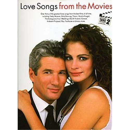 Love Songs From The Movies: Take 2. Sheet Music for Piano, Vocal & Guitar(with Chord Boxes)