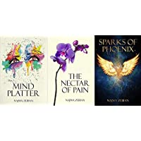 MIND PLATTER + NECTAR OF PAIN +SPARKS OF PHOENIX