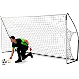 QUICKPLAY Kickster Academy Ultra Portable Football Goals