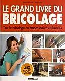 Le grand livre du bricolage : Tout le bricolage en étapes claires et illustrées...