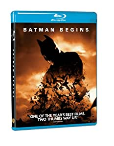 Batman Begins [Blu-ray] [Import anglais]