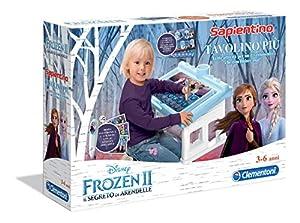 Clementoni Sapientino 16231 - Mesa Auxiliar de Disney Frozen 2