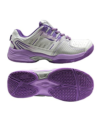 Softee-Chaussure K3Tour BLANC LILAS