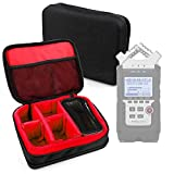 Best DURAGADGET Voice Recorders - DURAGADGET Protective EVA Case (in Red) for the Review
