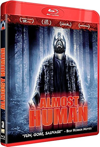 Almost human [Blu-ray] [FR Import]