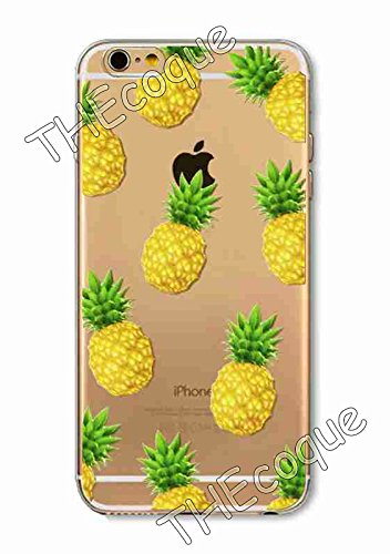 Coque RIGIDE de qualite IPHONE 5c - Fruit ananas pasteque fraise drole design Swag motif 1 DESIGN case+ Film de protection OFFERT 12